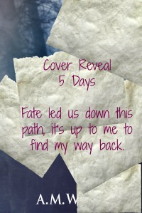 Cover Reveal 5 Days