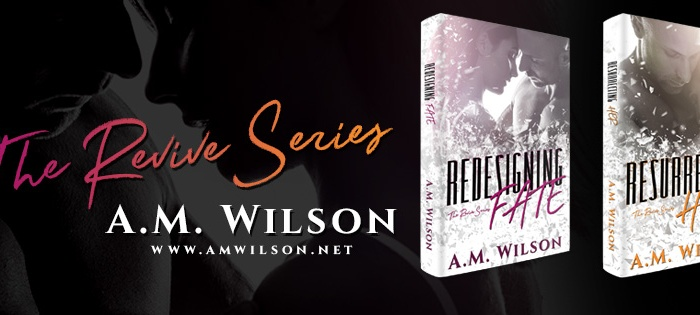 Re-Cover Reveal for Redesigning Fate and Resurrecting Her